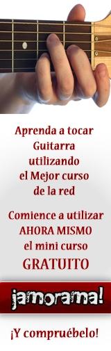 Metodo Guitarra Jamorama
