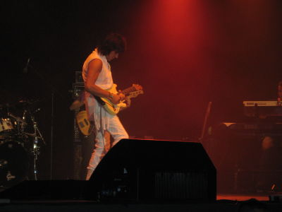 Jeff Beck Barcelona