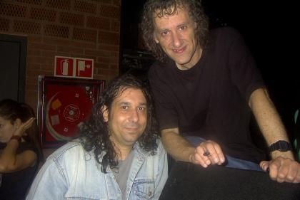 Scott Henderson y Yo